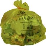 Collecte des sacs jaunes
